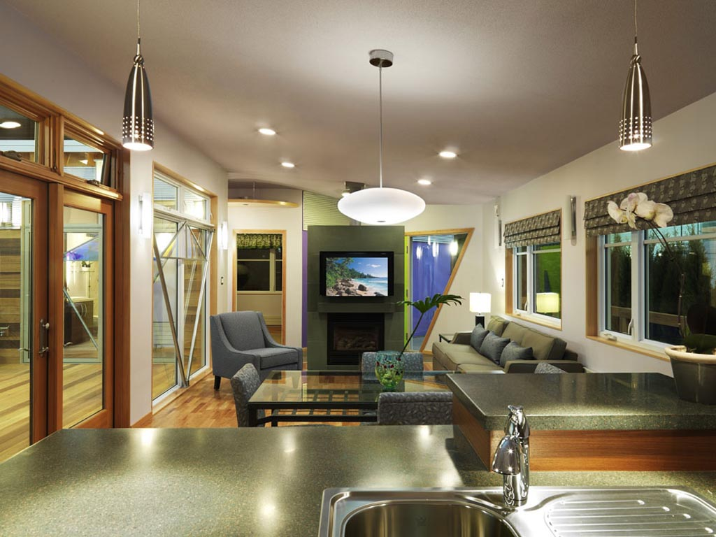 How to select the right type of lighting system for your home for Household lighting design
